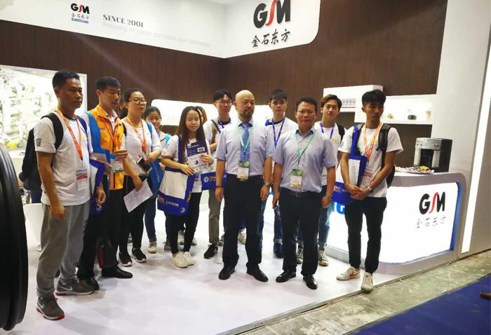 DirectIndustry刷爆亚洲最大橡塑展CHINAPLAS-金石东方