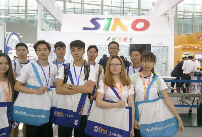DirectIndustry刷爆亚洲最大橡塑展CHINAPLAS-SINO热流道