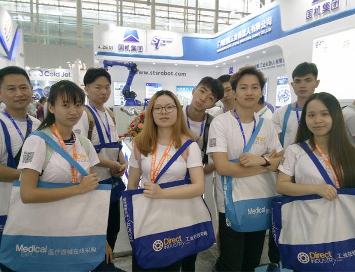 DirectIndustry刷爆亚洲最大橡塑展CHINAPLAS-国机集团
