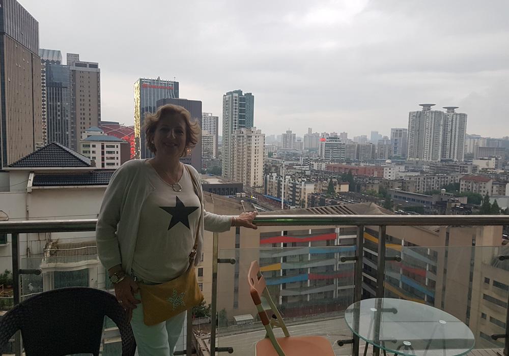 virtualExpo集团营销总监Fabienne一行来华访问交流